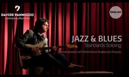 Jazz & Blues Standards Soloing [ENG]