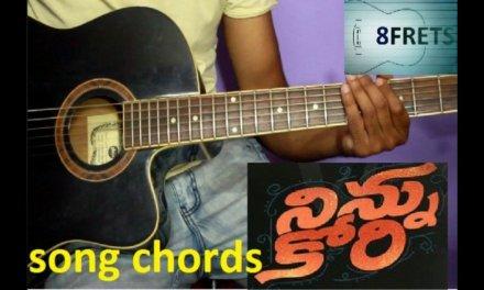 adiga adiga chords – perfect guitar lesson