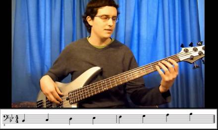 Introduction to Improvisation: The Bb Major Scale – Bass Guitar Lesson