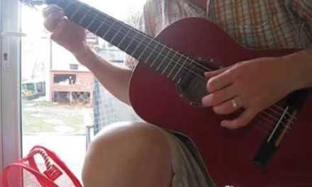 Largo Vivaldi Classical Guitar