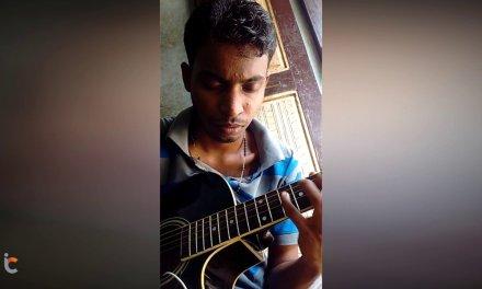 Apoorva Sagodharargal | Theme | Guitar Cover | Tamil Song | Ilayaraja |  Jovin Richard