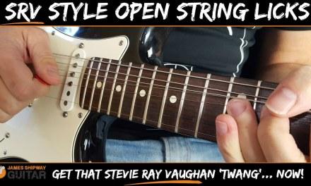 Open String Blues