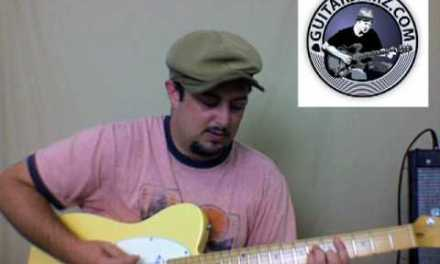 Beatles Guitar Lesson – While My Guitar Gently Weeps – Beatles – George Harrison Eric Clapton