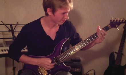 Guitar lesson – The right hand position, all you must know! HD