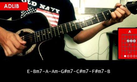 All My Life – America Guitar CHORDS Tutorial