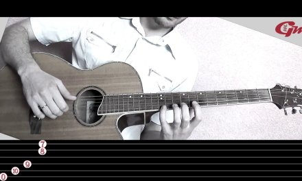 The Beginning – Ryan Arcand. Acoustic Guitar Lesson 1