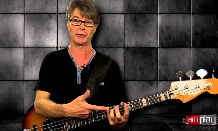 Bass Guitar: C Major Pentatonic Scale w/ David Keif