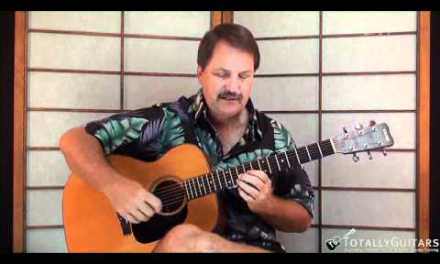 Get Together Guitar Lesson Preview – The Youngbloods