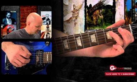 Blues Guitar Lesson – Blues Lick – Beginner Lead – Lead Guitar – Guitar Tricks