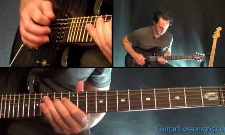 Orion Guitar Lesson Pt.1 – Metallica