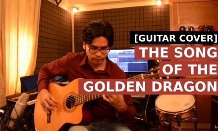 The Song of the Golden Dragon | Estas Tonne | Acoustic Guitar | Spanish Guitar