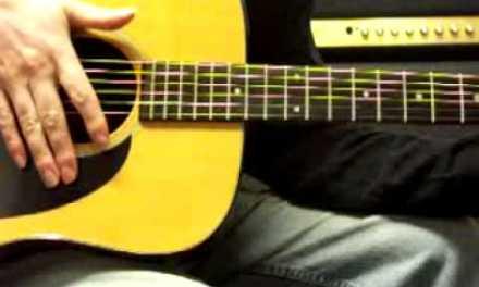 Lost guitar lesson Part 1