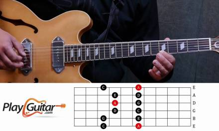 The One Scale To Rule Them All (Pentatonic Minor Scale)