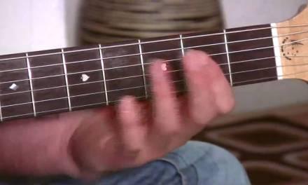 Classic 12 Bar Blues Shuffle Rhythms – Stage 9 Guitar Lesson – Guitar for Beginners [BC-194]