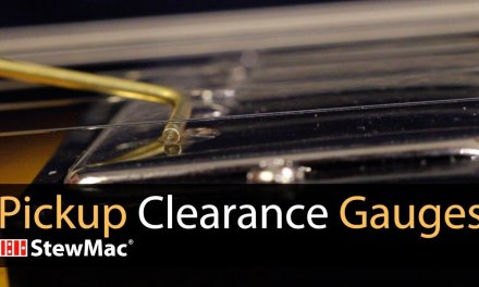 Set your perfect pickup height with Pickup Clearance Gauges