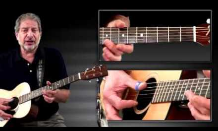 Stop-Time Blues Guitar Lesson with Hawkeye Herman