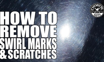 How To Remove Swirl Marks And Water Spots In One Step – Chemical Guys VSS