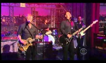 "The Twilight Singers – ""On The Corner"" 4/26 Letterman (TheAudioPerv.com)"