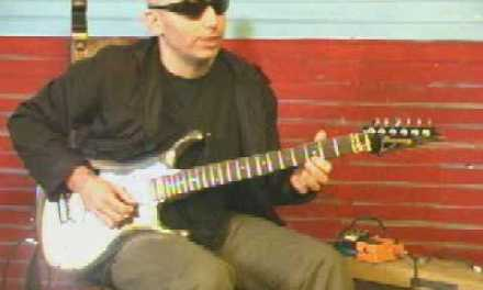 Joe Satriani   guitar lessons Video Pt  1 Scales and Soloing Lesson 14m22s11