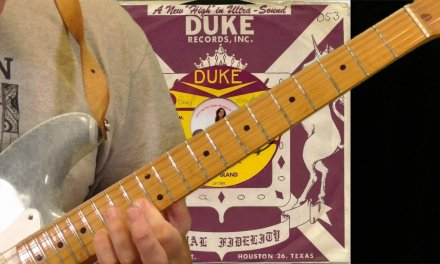 Bobby Bland Guitar Lesson – You Did Me Wrong End Tag