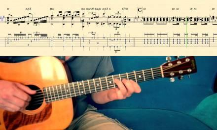 BOHEMIAN RHAPSODY – Tutorial for Guitar (TABS and Score)