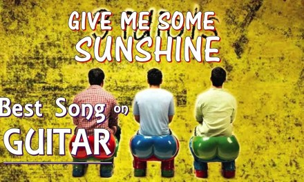 Give me some sunshine   3 IDIOTS   Basic chords   Rotten Guitars Tutorials