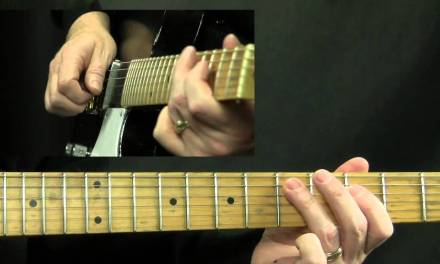 Country Guitar Lesson | Hybrid Picking Exercise