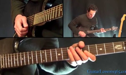 Mama, I'm Coming Home Guitar Lesson – Ozzy Osbourne – Solo