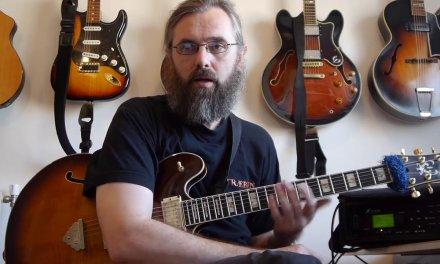 Motif Exercises F Jazz Blues Jazz Guitar Lesson on motif playing