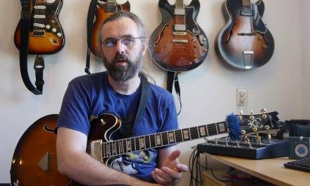 Bb Jazz Blues The Basics Scales, Arpeggios Jazz Guitar Lesson