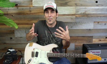 Blues Rock Soloing Over A Major Chord Progression – Guitar Lesson – 12 Minutes To Melodic Solos