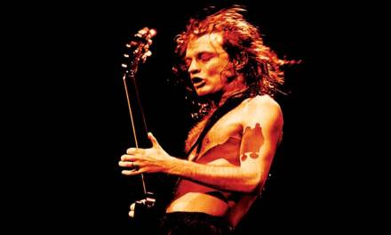 AC/DC – Whole Lotta Rosie (Backing track E/with vocals!)