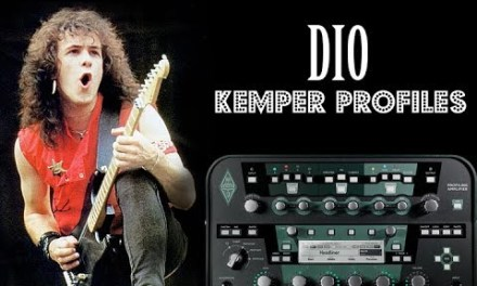 Kemper Profiles – Dio by PMP