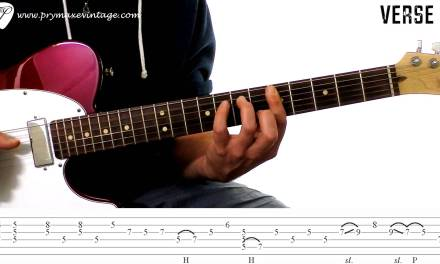Ho Hey Solo Guitar Lesson by Mike Hermans