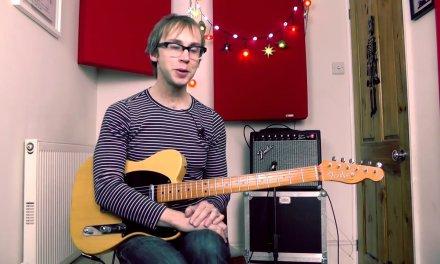 A Classic T Bone Walker Style Blues Lick | Guitar Lesson