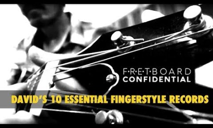 David's 10 Essential Fingerstyle Blues Guitar Records