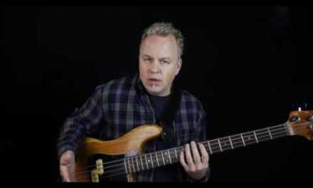 Don't Let Me Down Bass Guitar Lesson Beatles