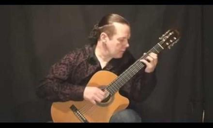 Modern Classical Guitar – Soul (Valery Litvinov – guitar)