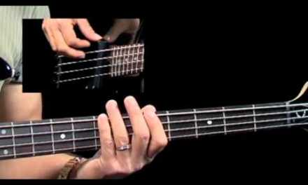 How to Play Blues Bass – #4 Swing 8th Grooves – Bass Guitar Lessons for Beginners