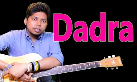 """Dadra""  Rhythm Acoustic Guitar lesson"