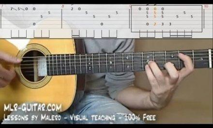 Nothing Else Matters – Guitar Tab