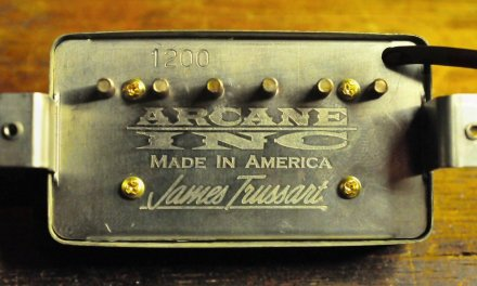 A VISIT WITH ROB TIMMONS AT ARCANE PICKUPS