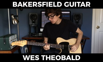 Bakersfield Country Guitar Lesson – Buck Owens Guitar Licks | Wes Theobald