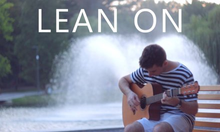 Lean On – Major Lazer & DJ Snake (fingerstyle guitar cover by Peter Gergely)