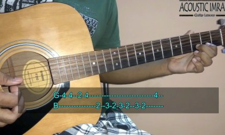 Despacito Guitar Tabs/Lead | Hindi Guitar Lesson | Luis Fonsi ft. Daddy Yankee | By Acoustic Imran