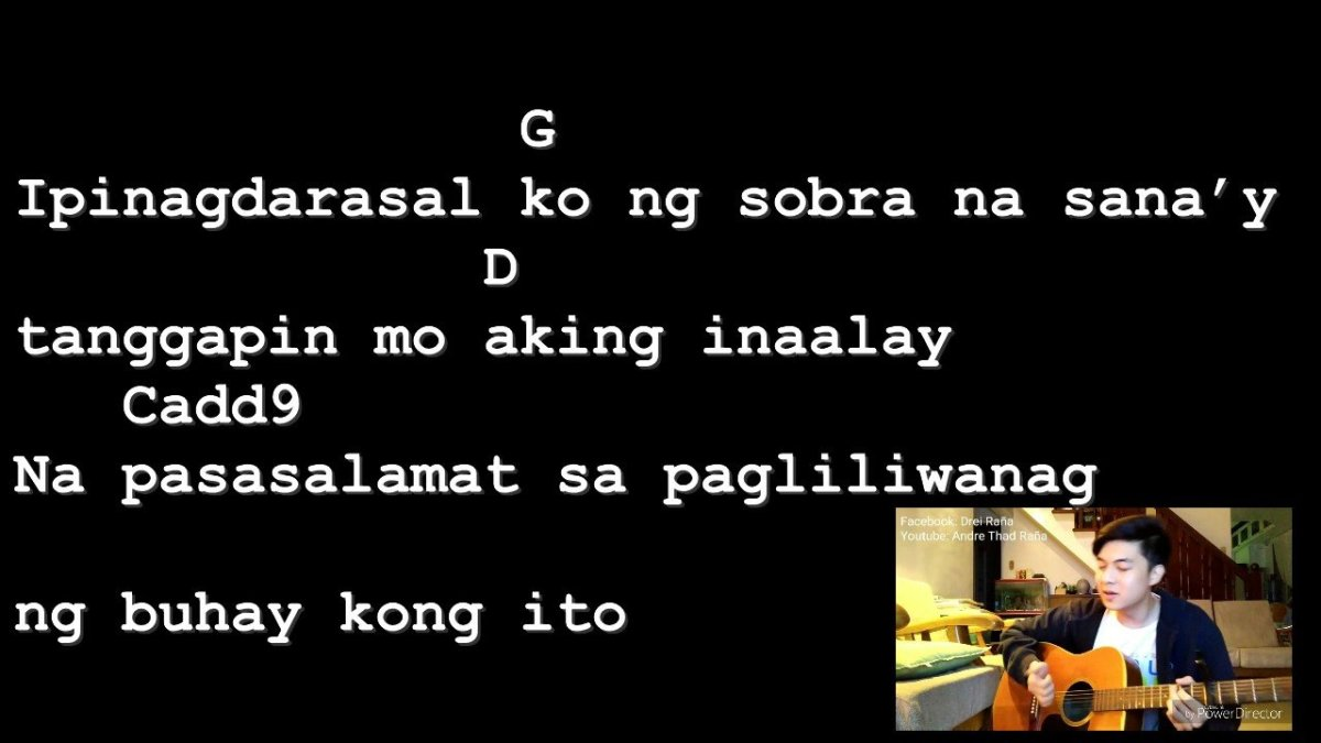 Inaalay Sayo Address Db