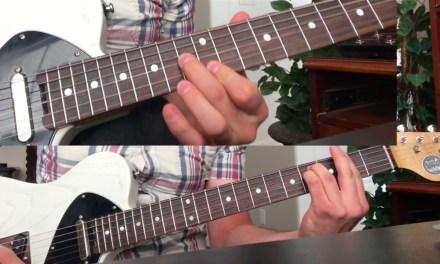 Passion –  Hosanna Rhythm & Lead Electric Guitar Tutorial and Helix Preset