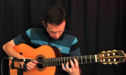 Blessed Assurance – Solo Jazz Guitar