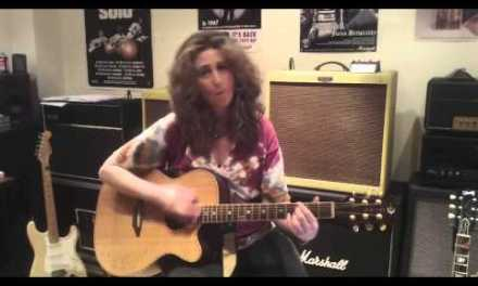 Strumming Patterns – #5 Bring In The Funk – Guitar Lesson – Vicki Genfan