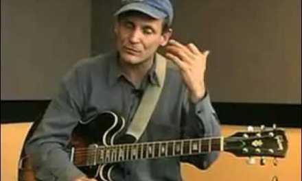 Blues Ear Training Lesson – Guitar Lesson.flv